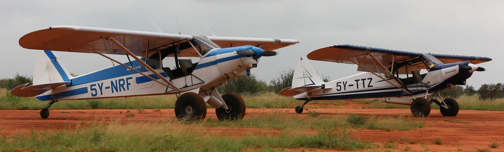 Tsavo Trust Welcomes Arrival Of Super Cub 5Y NRF
